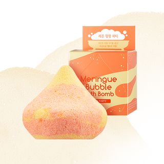 APIEU - Meringue Bubble Bath Bomb (Lemon Party) 1pc from A'PIEU