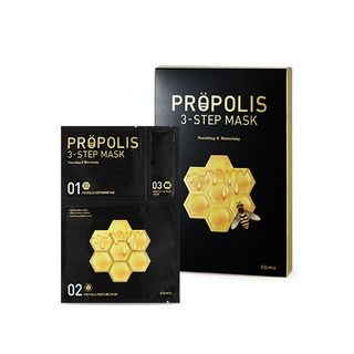 APIEU - Propolis 3-Step Mask Set 1box x 5pcs from A'PIEU