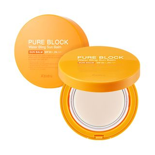 APIEU - Pure Block Water Bling Sun Balm SPF50+ PA+++ from A'PIEU