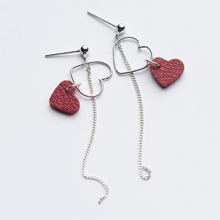 Heart Earring from A ROCH
