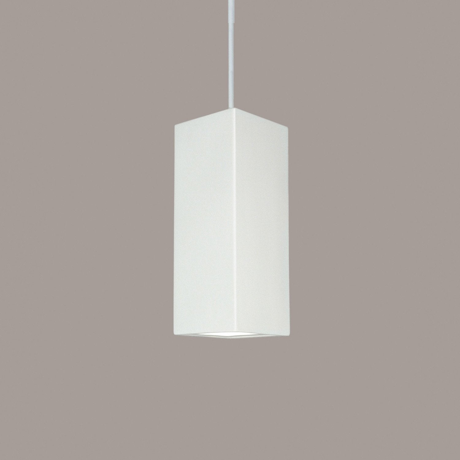 A19 P1801-CFL13-A18-WCC Islands of Light Collection Timor Adirondack Green Finish Pendant from A19