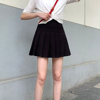 Pleated Skirt from A7 SEVEN