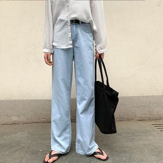 Wide-Leg Jeans from A7 SEVEN