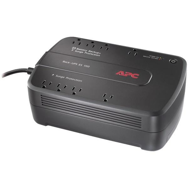 APC BE550G Back-UPS ES 8-Outlet 550VA System from APC