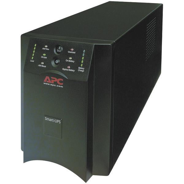 APC SMT1500 Smart-UPS System (1,500VA USB & Serial 120V) from APC