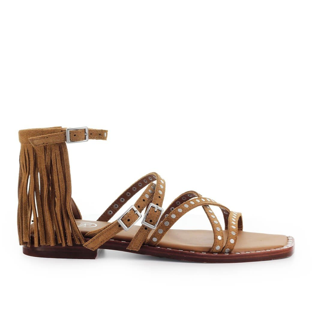 ASH Women Strappy Sandals MOON - Women size: 8 from ASH