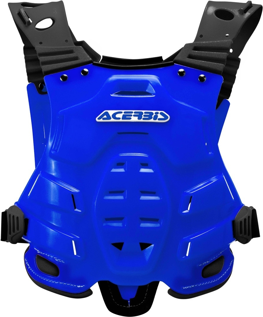 Acerbis Profile Chest Protector, blue, blue, Size One Size from Acerbis