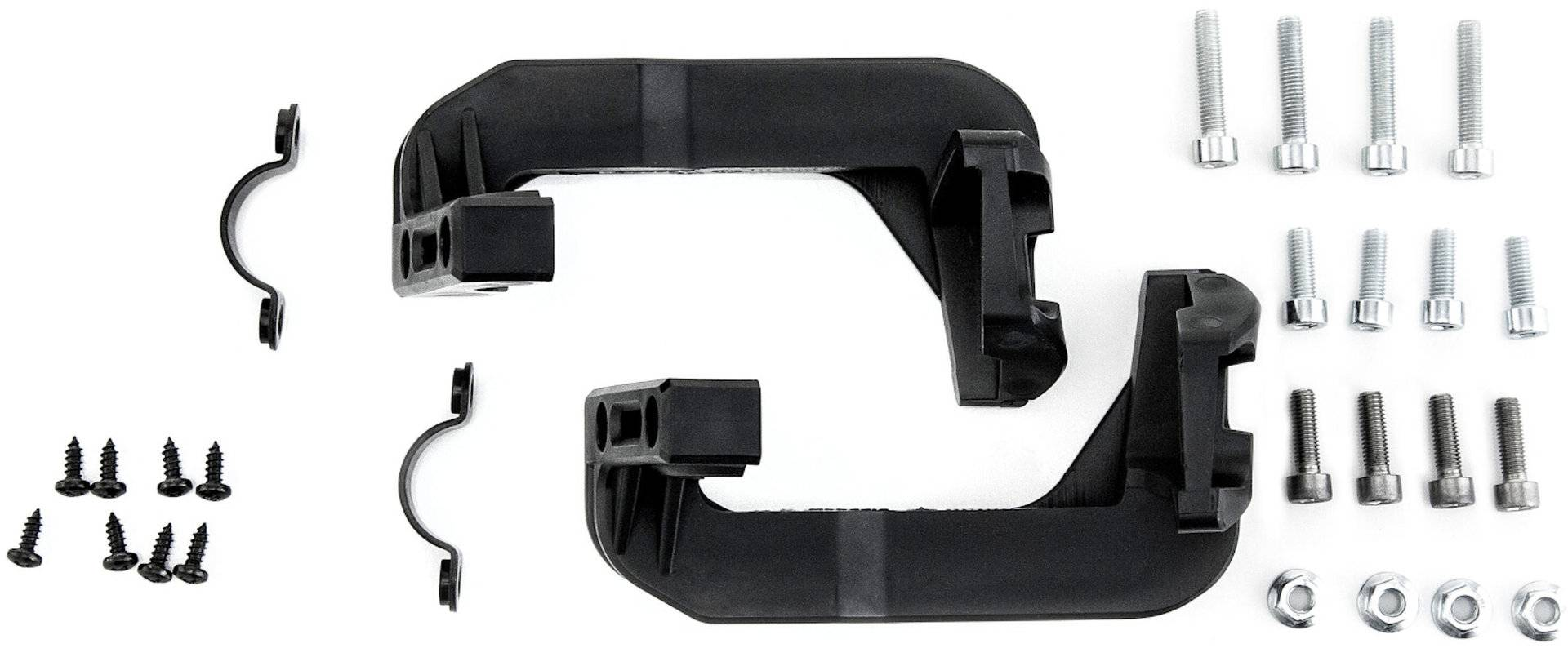 Acerbis X-Ultimate Mounting Kit, black, black, Size One Size from Acerbis