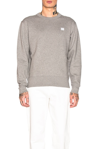 Acne Studios Sweatshirt in Grey from Acne Studios