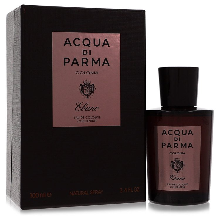 Acqua Di Parma Colonia Ebano Cologne 3.4 oz EDC Concentree Spray for Men from Acqua Di Parma