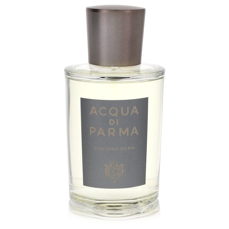 Acqua Di Parma Colonia Pura Perfume 3.4 oz EDC Spray (Unisex Tester) for Women from Acqua Di Parma