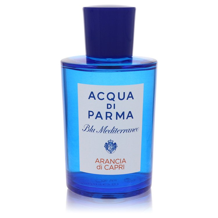 Blu Mediterraneo Arancia Di Capri Perfume 5 oz EDT Spray(Tester) for Women from Acqua Di Parma