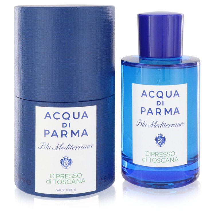 Blu Mediterraneo Cipresso Di Toscana Perfume 2.5 oz EDT Spay for Women from Acqua Di Parma