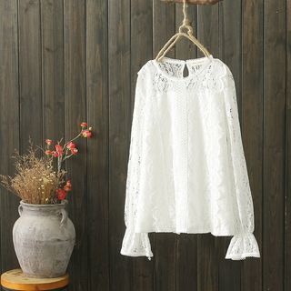 Lace Blouse from Aigan
