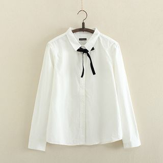 Long-Sleeve Blouse from Aigan