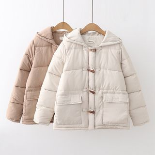 Padded Hooded Duffle Jacket from Aigan