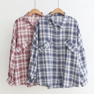 Plaid Shirt from Aigan
