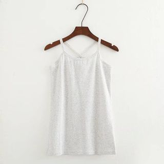 Plain Spaghetti Strap Top from Aigan