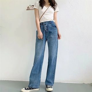 Straight-Cut Jeans from Aigan