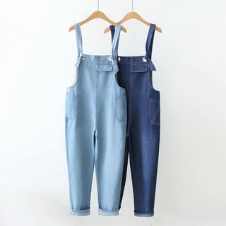 Washed Dungaree from Aigan