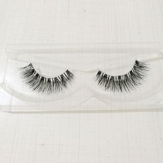 False Eyelashes (1 Pair) As Shown In Figure - One Size from Aimo