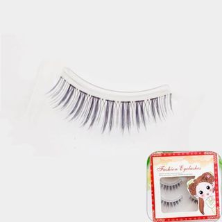 False Eyelashes (3 Pairs) As Shown In Figure - One Size from Aimo