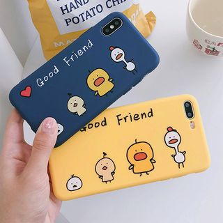 Chicken Print Mobile Case - iPhone XS Max / XS / XR / X / 8 / 8 Plus / 7 / 7 Plus / 6s / 6s Plus from Aion