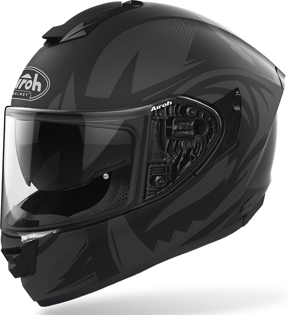 Airoh ST 501 Spektro Helmet, black, Size 2XL, black, Size 2XL from Airoh
