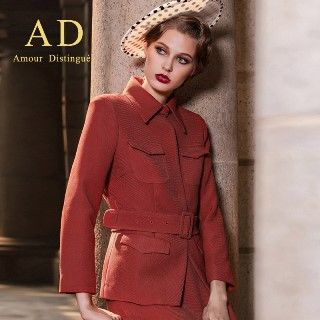 Blazer / Pencil Skirt / Set from Aision