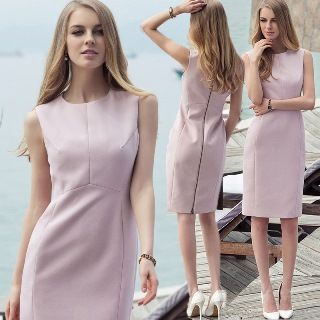 Sleeveless Sheath Dress from Aision