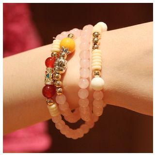 Gemstone Bracelet from Aiyori