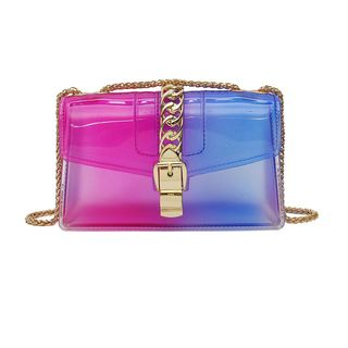 Gradient Jelly Crossbody Bag from Annmuu