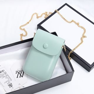 Mobile Phone Bag with Chain Strap from Annmuu
