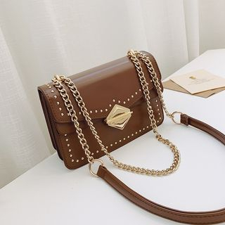 Studded Crossbody Bag from Annmuu