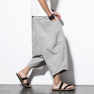 Wide Leg Pants from Aozora