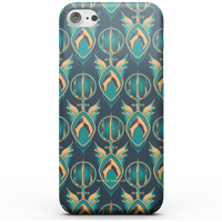 Aquaman Phone Case for iPhone and Android - Samsung S6 Edge - Snap Case - Matte from DC Comics
