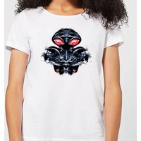 Aquaman Black Manta Sea At War Women's T-Shirt - White - XXL - White from Aquaman