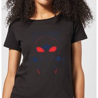 Aquaman Black Manta Women's T-Shirt - Black - XXL - Black from Aquaman