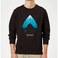 Aquaman Deep Sweatshirt - Black - M - Black from Aquaman