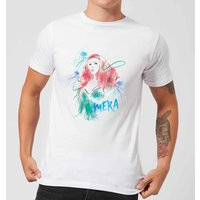 Aquaman Mera Men's T-Shirt - White - M - White from Aquaman