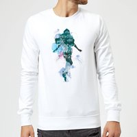Aquaman Mera True Princess Sweatshirt - White - L - White from Aquaman