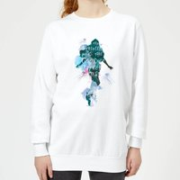Aquaman Mera True Princess Women's Sweatshirt - White - M - White from Aquaman