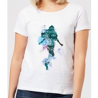 Aquaman Mera True Princess Women's T-Shirt - White - M - White from Aquaman