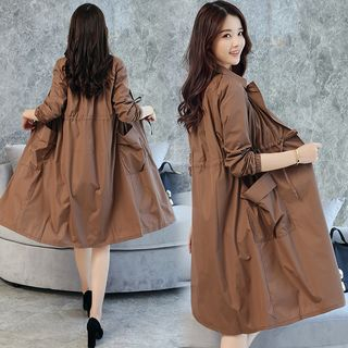 Long Trench Coat from Ariadne