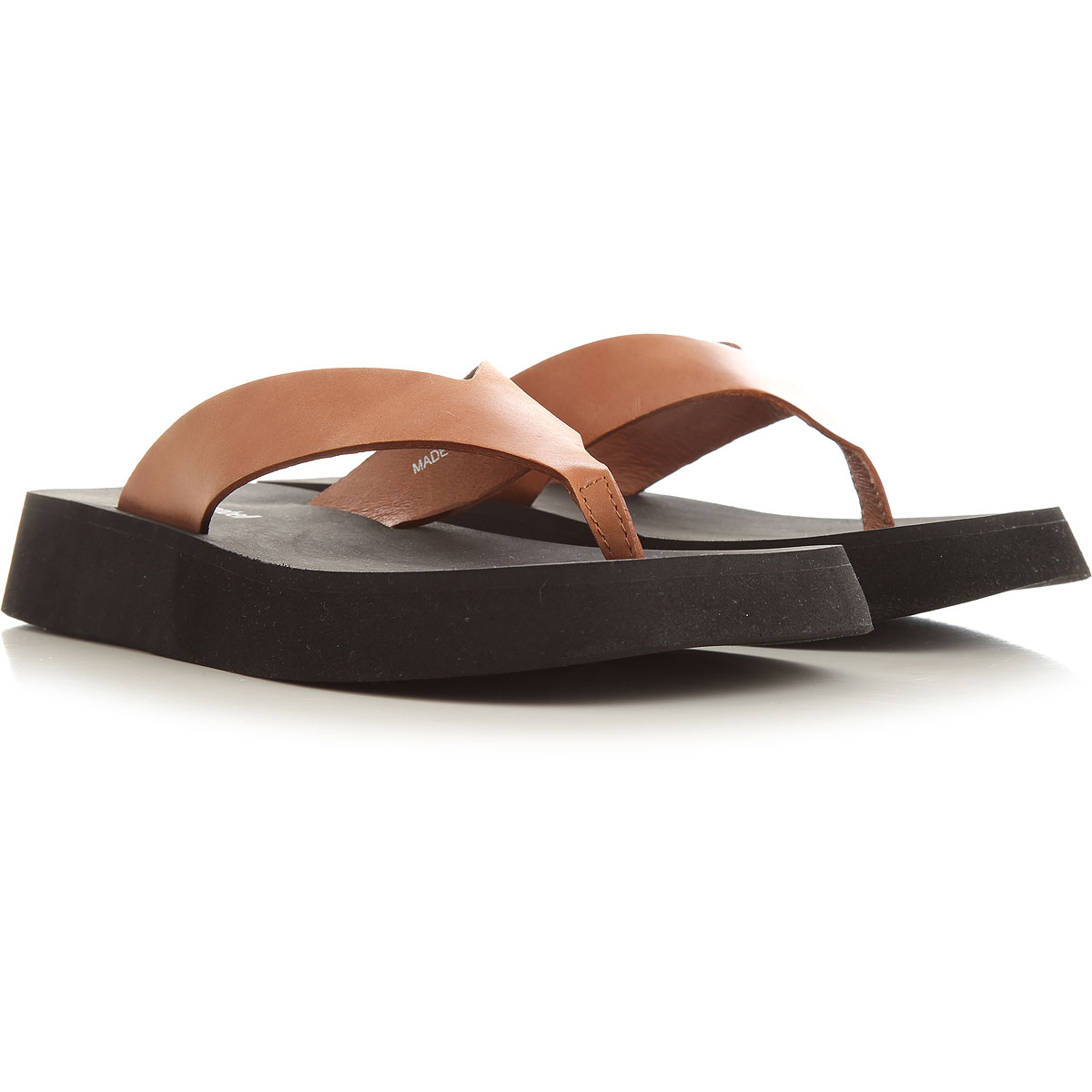 Ash Sandals for Women, Brown, PVC, 2021, 10 11 6 7 8 9 from Ash