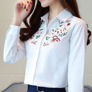 Embroidered Shirt from Ashlee