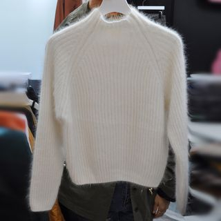 Mock Neck Sweater from Ashlee