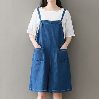 Short Dungaree from Ashlee