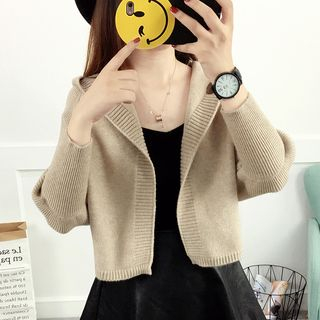 Hooded Cardigan from Autunno