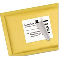 Shipping Labels with TrueBlock Technology, Laser, 3 1/3 x 4, White, 3000/Box from Avery